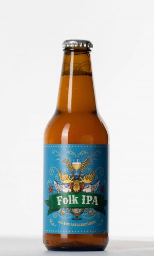 folk ipa flaska